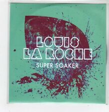 (FF175) Louis La Roche, Super Soaker E.P. - DJ CD