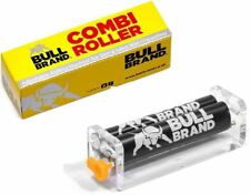 5x Bull Brand Combi Roller Adjustable Ultra Slim Cigarette Rolling Machine