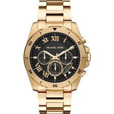 Michael Kors® MK8481 Mens Brecken Chronograph Watch