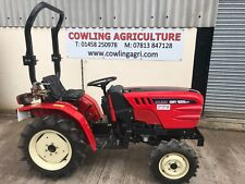 More details for ex demo 4x4 mitsubishi compact tractor c/w power steering £6500+vat (£7800)