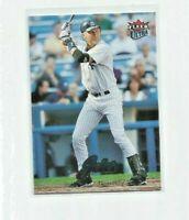 DEREK JETER (New York Yankees) 2007 FLEER ULTRA CARD #126