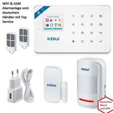 WiFi & GSM Haus Funk Alarmananlage Sicherheitssystem mit App Steuerung XMD-5400