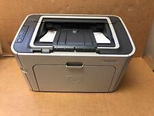 Seller Refurbished HP Laser Jet P1505N Printer Tested With Used Toner