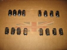 Set of 16 New Wheel Nut Lug Nuts for 1970-1980 MGB With Rostyle Wheels