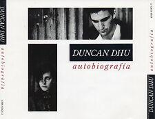 "DUNCAN DHU ""AUTOBIOGRAFIA"" SPANISH 2CD SET / MIKEL ERENTXUN - DIEGO VASALLO"