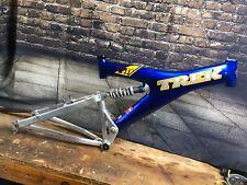 Trek Y-11 OCLV Carbon Full Suspension Mountain Bike Frame 17 inch