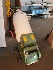 Belt and drum dust bag floor sanding machines