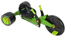 Huffy Green Machine Jr Trike Tricycle Drift Sideways DualStick Control Kart Bike