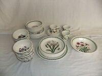c4 Pottery Portmeirion The Botanic Garden - plates & bowls various designs - R5