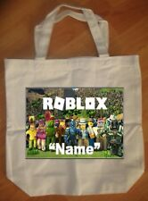 """Roblox"" Personalized Tote Bag - NEW"