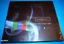 LUXURY GROOVES 2 - Mixes by Alexis Delano & Dj Caró - 2 cd - Precintada