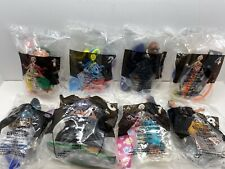 Disney's Lilo and Stitch McDonald's Happy Meal Toys Complete Set of 8 New Sealed