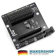 Nodemcu base i/o Breakout sensor Shield expansión Board Development node Dev Kit
