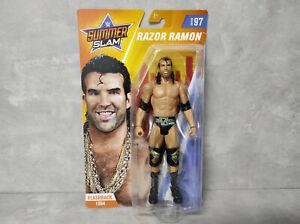 Razor Ramon NEU WWE Mattel Elite Wrestling Figur WWF Hasbro AEW