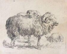 Deux Béliers un mouton Nicolaes Berchem 1620-1683 Amand Durand vers 1875 Bélier