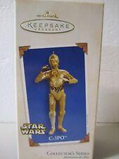 "Hallmark Keepsake Ornament ""C-3Po"" Collector's Series #7"