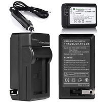 NP-FW50 Battery +Charger for SONY NEX-3N NEX-5T NEX-6 NEX-7 A3000 A5000 A6000 A7