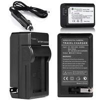 NP-FW50 Battery +Charger for SONY NEX-3N NEX-5T NEX-6 NEX-7 A3000 A5000 A6000 A7