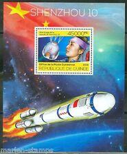 Guinea 2014 Shenzhou 10 Souvenir Sheet Mint Nh