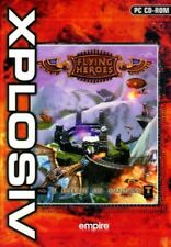 Flying Heroes Pc Brand New Cd Rom Sealed In Paper Sleeve XP