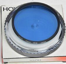 HOYA 72mm Blue 80B Coated Both Sides + Case ===Mint=== -Boxed -