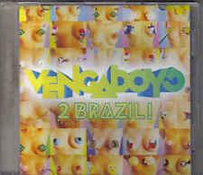 Vengaboys-2 Brazil Promo cd maxi single 8 tracks