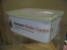 MULTI FUNCTIONAL REUSABLE PORTABLE VACUUM SEALER 2.6lt CONTAINER, VACUUM STORAGE