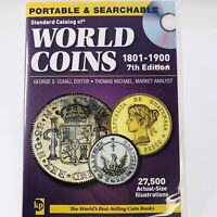 World Coins 1801–1900 7th edition George S Cuhaj 27500 Actual Illustrations