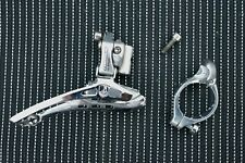♦Front dérailleur avant Campagnolo CHORUS *DOUBLE* BRAZE ON or CLAMP ON 31.8mm♦