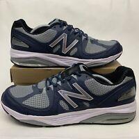 New Balance Mens Navy Blue Gray 1540 V2 M1540NV2 Running Walking Shoes Sz 11.5 B