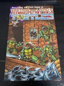 Eastman and Laird's Teenage Mutant Ninja Turtles Reprinting of the #1 TMNT