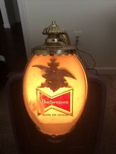 New listing Budweiser Vintage Wall Sconces (2)