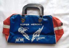 RARE!! VINTAGE SUPER HEROES GYM BAG, DELL COMICS 1972 (B12)