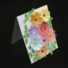 Flowers Cutting Dies Stencil DIY Scrapbook Embossing Paper Card Making Craft