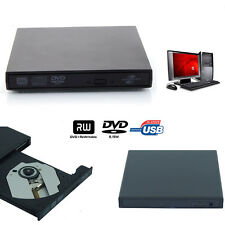 Lot of 2x External HDD USB LightScribe DVD-ROM CD-RW DVD-RW DVD+RW Burner Drive