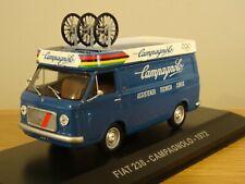 ALTAYA IXO CAMPAGNOLO BICYCLE WHEELS FIAT 238 1972 VAN MODEL 57859 1:43
