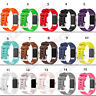 Fresh Fashion Sports Soft Silicone Bracelet Strap Watch Band For Fitbit Charge 2