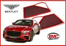 Filtro aria sportivo BMC per auto Bentley Continental 6.0 kit air filter filtre