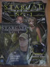 DVD COLLECTION STARGATE SG 1 PART 28 + MAGAZINE - NEW SEALED IN ORIGINAL WRAPPER