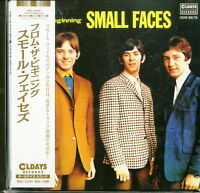 SMALL FACES-FROM THE BEGINNING-JAPAN MINI LP CD BONUS TRACK C94