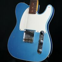 Fender Custom Shop Journeyman '59 Esquire Faded Lake Placid Blue Relic Guitar