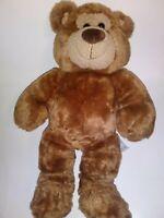 "Build A Bear Brown Bear 18"" Plush Stuffed Animal"