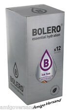 Bolero Drinks-Ice Tea Passion Fruit - 12 Pouches for 18-36 Litre