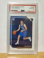 2018 Panini Hoops LUKA DONCIC #268 PSA 10 GEM MINT Rookie RC card NBA Mavericks