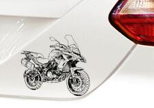 TRK502X Auto Motorrad Aufkleber Sticker TRK 502X
