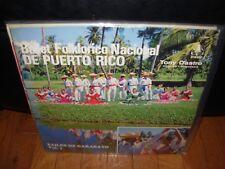 BALLET FOLKLORICO NACIONAL bailes de garabato ( world music ) puerto rico
