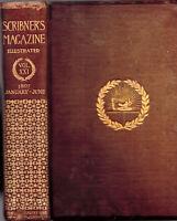 RARE 1897 ARMENIA MASSACRE OTTOMAN TURKEY STEPHEN CRANE OPEN BOAT FIRST EDITION