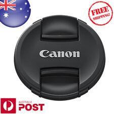CANON LENS CAP - 77mm Camera Snap-on Len Cap Cover - AUS POSTAGE Z900F
