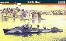 HMS HERO - WW II ROYAL NAVY DESTROYER 1/500 MISTERCRAFT