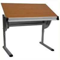 30 in Adjustable Drawing and Drafting Table ID 128186